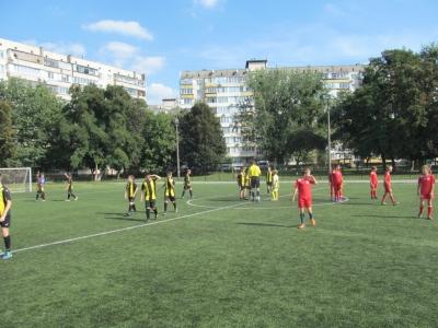 Brovary Cup 2018. День перший (14.09.2018)