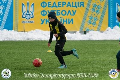 Броварія-2007 на Winter champion league 2018-2019 (17.11.2018)