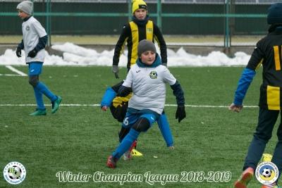 Броварія-2007 на Winter champion league 2018-2019 (24.11.2018)