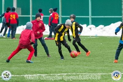 Броварія-2009 на Winter champion league 2018-2019 (17.11.2018)