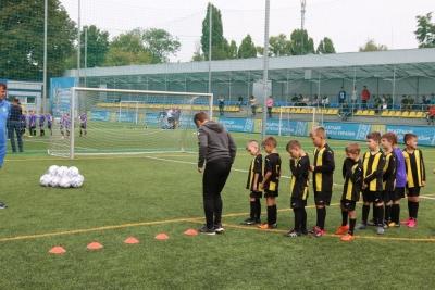 Броварія-2011. Майстер-клас від Федерації футболу України (08.09.2018)
