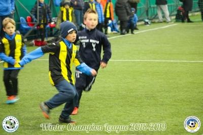 Броварія-2011 на Winter champion league 2018-2019 (17.11.2018)
