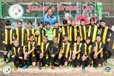 Футболісти 2007 року народження на Junior's Dream Cup 2018