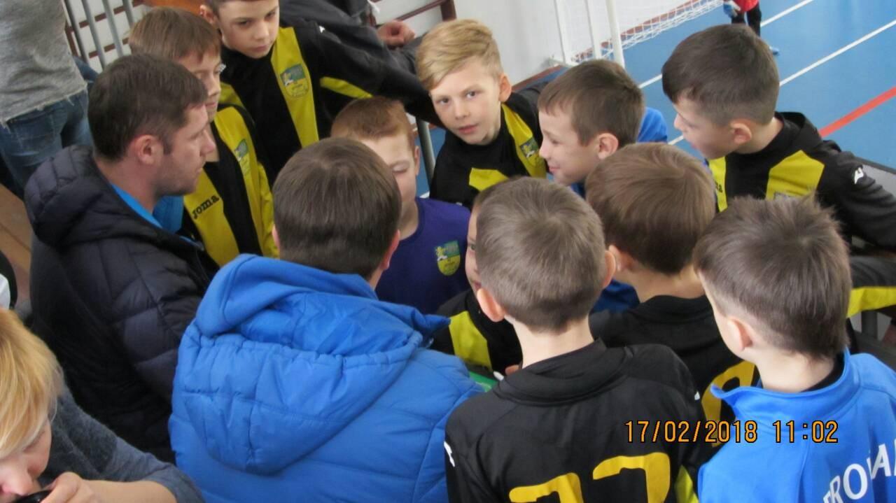 Броварія-2009 на турнірі в місті Українка