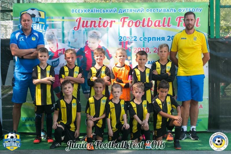 Junior Football Fest, 2018, 2011