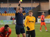 Дмитро Кутаков провів матч віце-чемпіона України