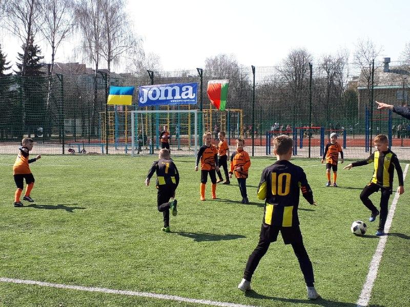 Турнір Brovariya Cup 2019. День перший: 5 квітня   Футбольний клуб Броварія