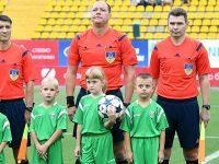 Дмитро Кутаков провів матч Карпат та Десни