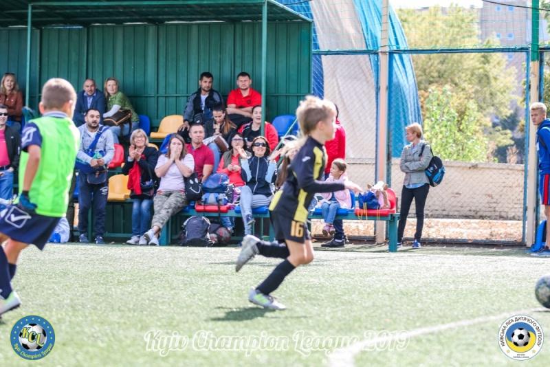 Київська Ліга чемпіонів, 2019/2020, 2012
