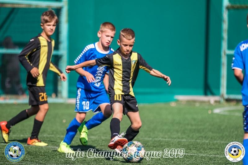 Київська Ліга чемпіонів, 2019/2020, 2011