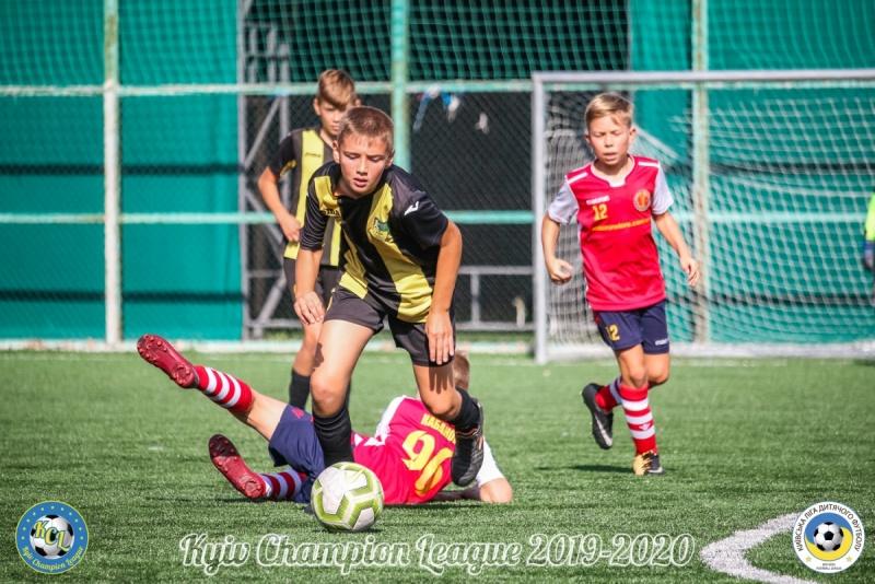 Київська Ліга чемпіонів, 2019/2020, 2008